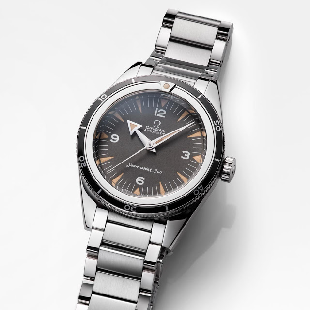 The Seamaster 300 60th Anniversary Limited Edition Master Chronometer 39 mm (ref. 234.10.39.20.01.001)