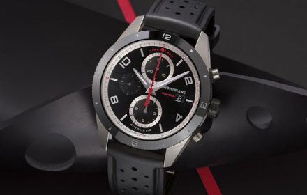 new Montblanc TimeWalker Chronograph Automatic