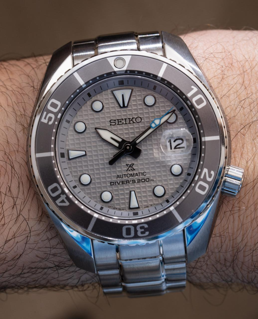 Hands-On: Seiko Prospex Built For The Ice Diver SPB175, SPB177, & SPB179 Watches Hands-On